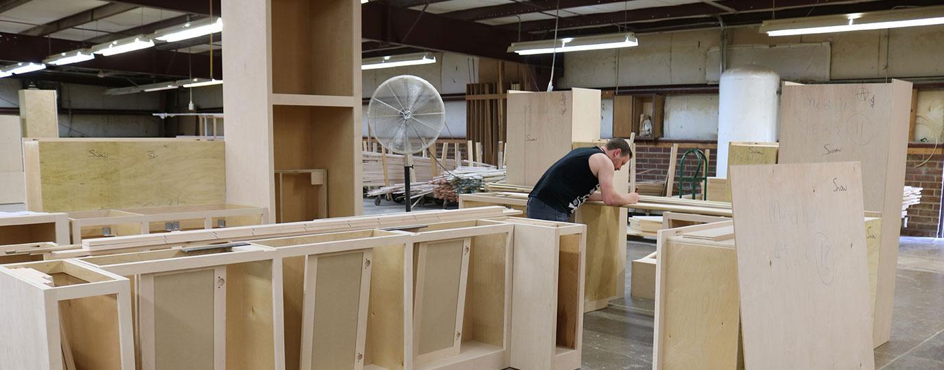 Eudy's Custom Cabinets
